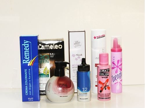 Vis produkter i varegruppen Permanente hårfarver