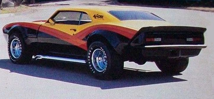 17 Best Images About 80s Hot Rods On Pinterest Models