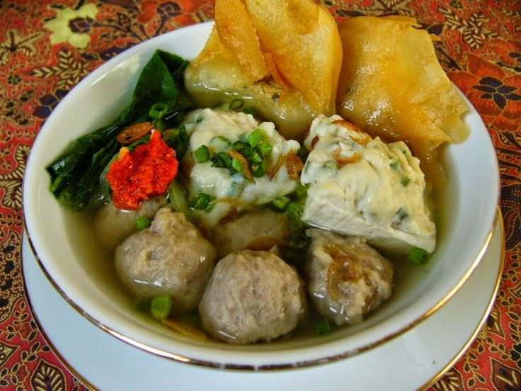 Resep Cuankie (Batagor Kuah) ~ TTM|Tips Trik Memasak