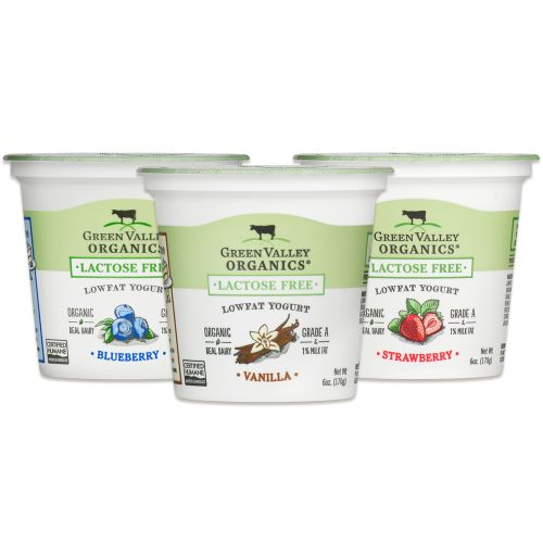 Finally, a yogurt without the tummy ache. Check out reviews for @GreenValleyOrganicsLF lactose-free yogurt + get $1 OFF via Social Nature.