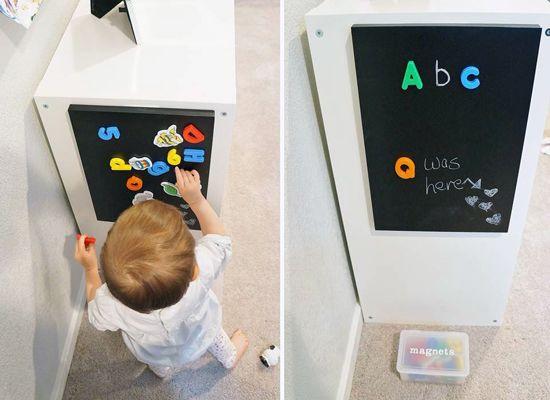 17+ parasta ideaa Pinterestissä Magnettafel Ikea Magnetwand - magnettafel für die küche