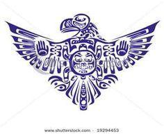 Best 25 Thunderbird Tattoo Ideas On Pinterest Native