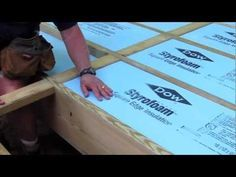 Insulating Under a Mobile Home with Foam Board (DIY Project)