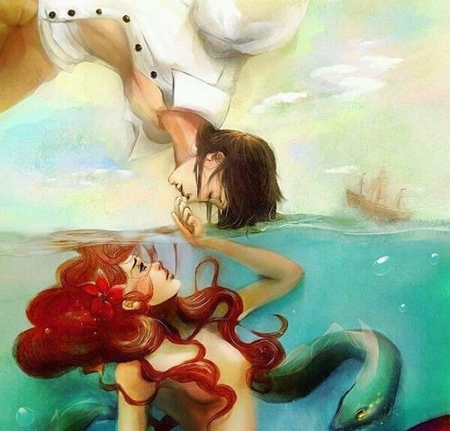 little mermaid artMermaid Art, Mermaidart, Disney Princesses, Thelittlemermaid, Disney Art, A Tattoo, The Little Mermaid, Fans Art, Disney Movie