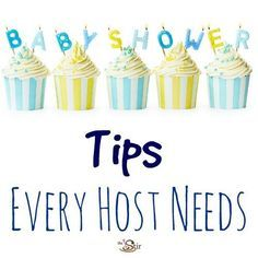 Baby Shower Tips Every Host Needs    Break These Outdated Baby Shower Rules  For A