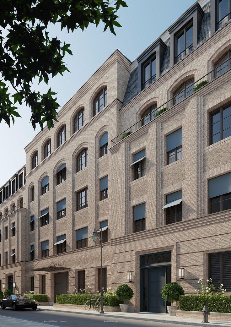 Wohnbebauung mit 15 Wohneinheiten, Düsseldorf