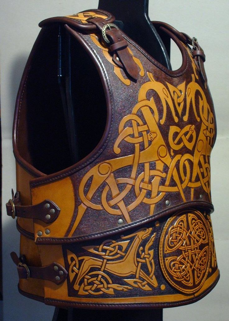 leather armor | viking / rohan | Pinterest | Belt, Armors ...