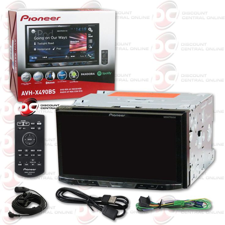 Epic PIONEER AVH XBS DIN TOUCHSCREEN CAR CD DVD STEREO BLUETOOTH