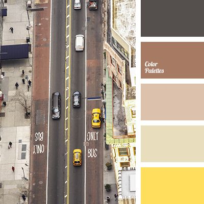 """""""dusty"""" brown, beige, beige and brown, bright yellow, brown gray, color of almond, color of chocolate, color of cocoa, color of nougat, green-beige, sepia, warm yellow, yellow-brown."""