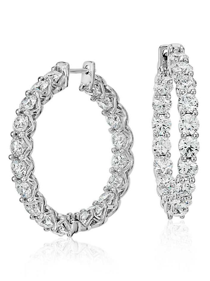silver sterling diamond with product jewellery synthetic ribbon platinum earrings plated