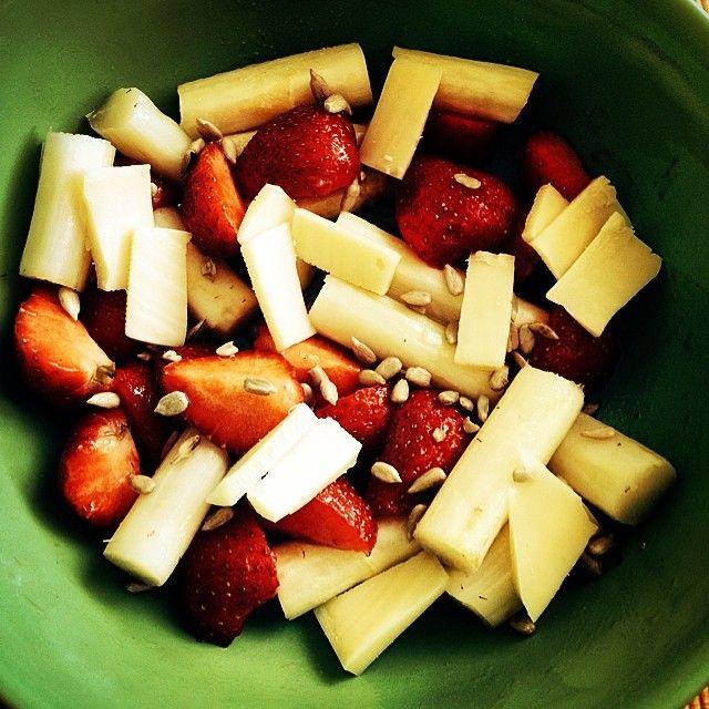 jahody trocha ináč :)
