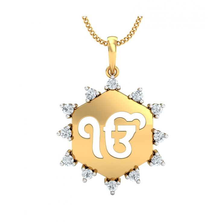 Kataria jewellers ek onkar satnam waheguru sikh pendant in bis kataria jewellers ek onkar satnam waheguru sikh pendant in bis hallmarked 925 jewellery pinterest dijes aloadofball Images