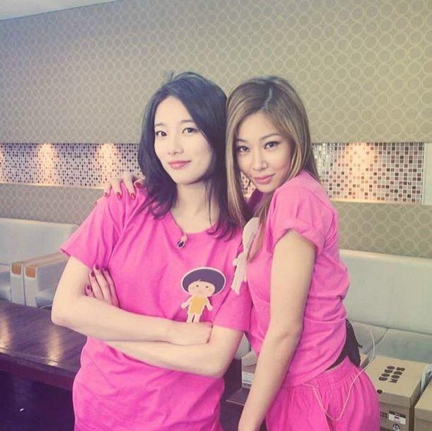 Suzy and Jessi