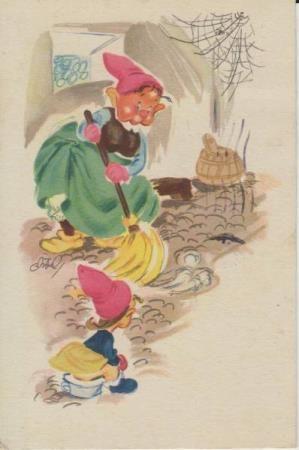 Christel postcard