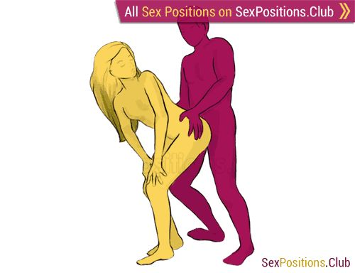 Wall standing sex position-5933