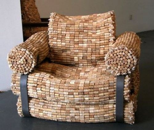 I am often amazed by repurposed furniture