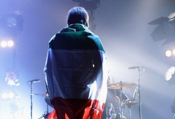 Beady Eye - Liam Gallagher - Milan