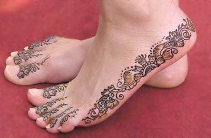 butterfly foot tattoos for women tribal foot tattoos for women