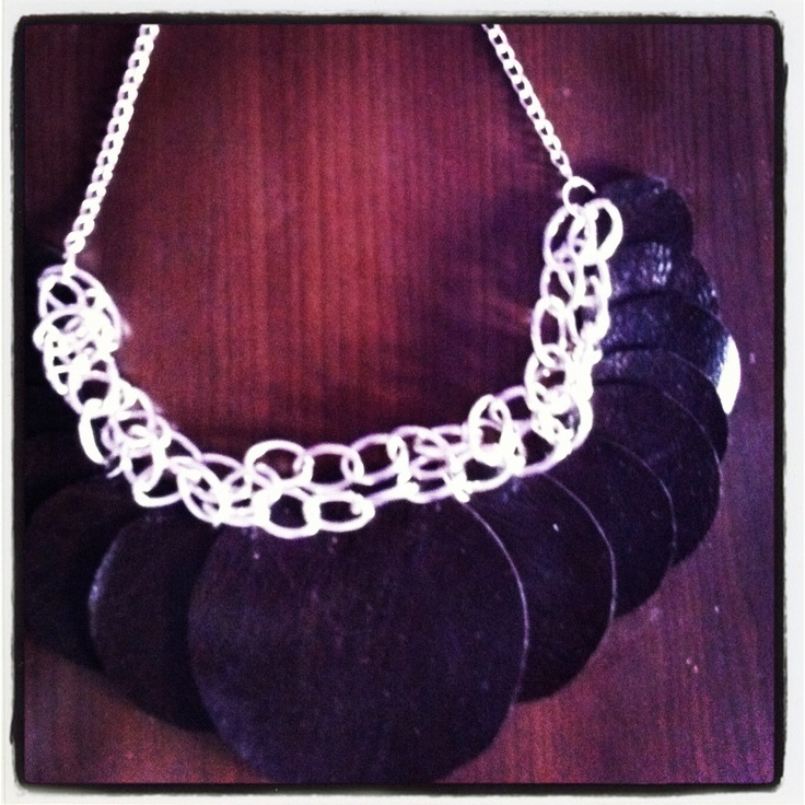 Chain necklace - from my new collection