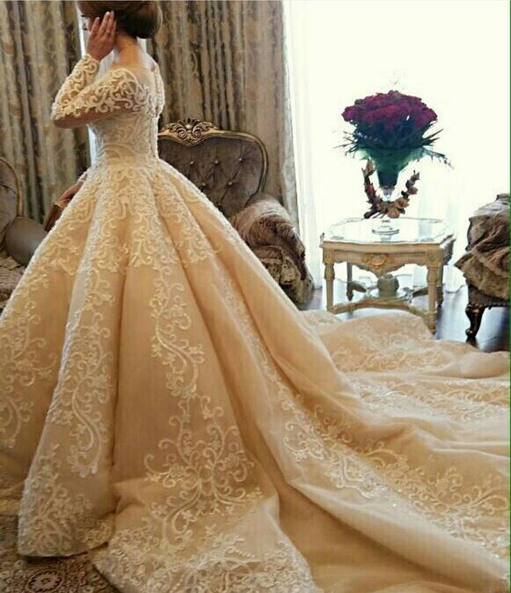 We Can Take Expensive Couture Wedding Dresses And Produce