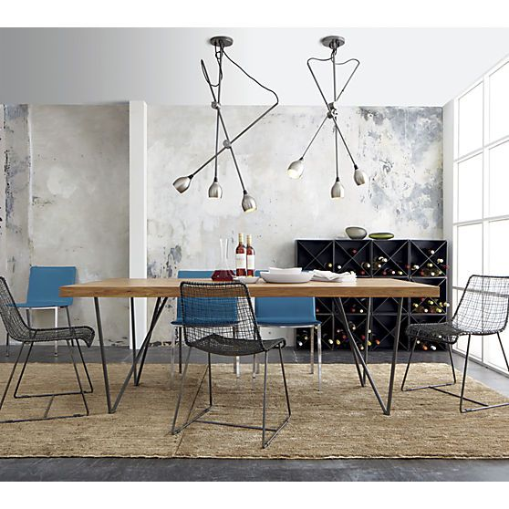 """dylan 36""""x80"""" dining table in dining furniture 