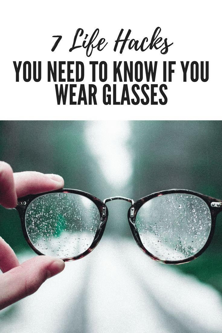 how to know when you need glasses
