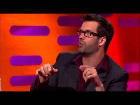 The Graham Norton Show - S10E19 -John Cusack, Goldie Hawn, Marcus Brigst...