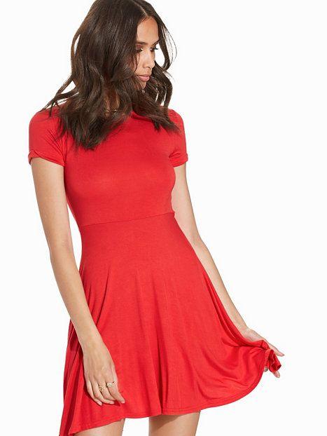 T-Shirt Jersey Skater Dress