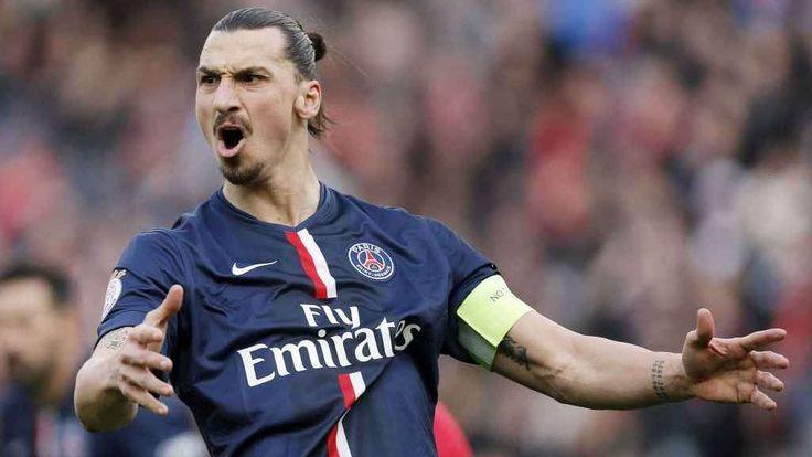 """Bufera su Ibrahimovic : """"Francia paese di merda""""."""
