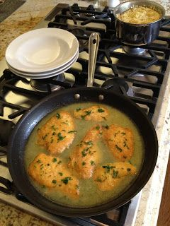 My Most Requested Recipes: Chicken Francaise