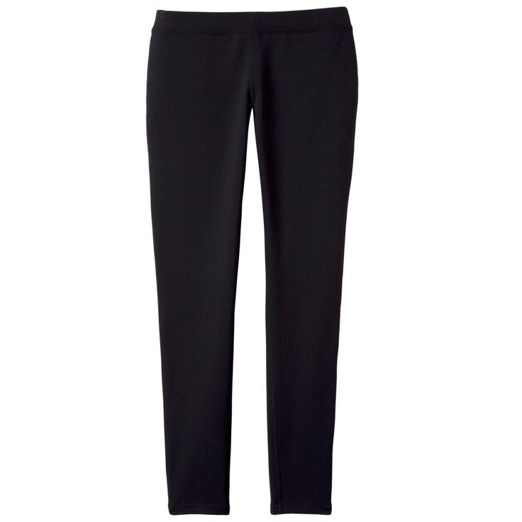 prAna Ashely Capri Legging  (http://www.kamalaom.com/prana-ashley-capri-legging-black-m/)Stay in the moment with these body conscious pants! Black.