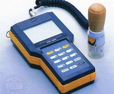 Alat Pengukur Kadar Air Kopra Kett HX-120 digunakan untuk mengukur kadar air kopra yang bekerja menggunakan metode pengukuran resistansi listrik ..