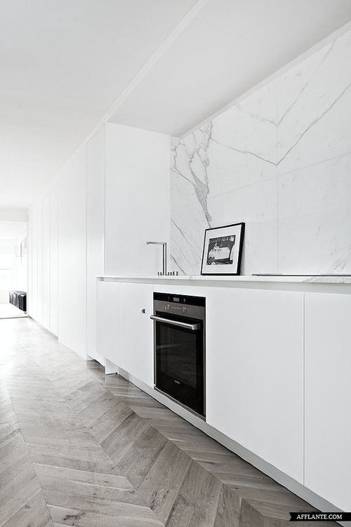 Minimalistic decor. Visit www.karenannletti... for more styling information and tips!