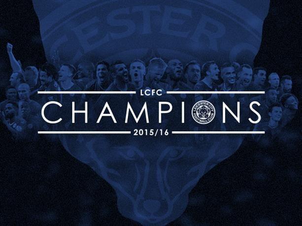 CHAMPIONS: Leicester City Secure Premier League Title!