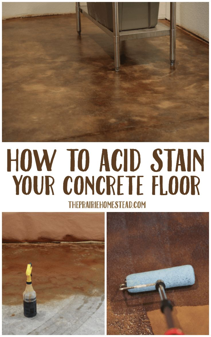 Mejores 22 imgenes de patio walkway flooring en pinterest pisos how to acid stain your concrete floor solutioingenieria Image collections