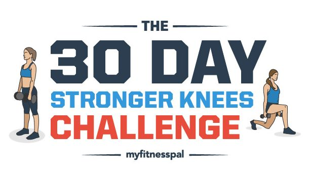 The 30-Day Stronger Knees Challenge ‹ Hello Healthy