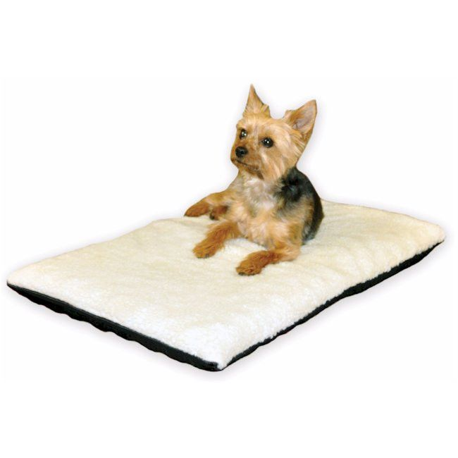 Orthopedic Heated Dog Bed