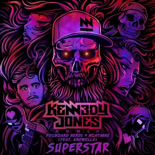 PEGBOARD NERDS & NGHTMRE FEAT. KREWELLA – SUPERSTAR (KENNEDY JONES REMIX) 0 Women of Edm