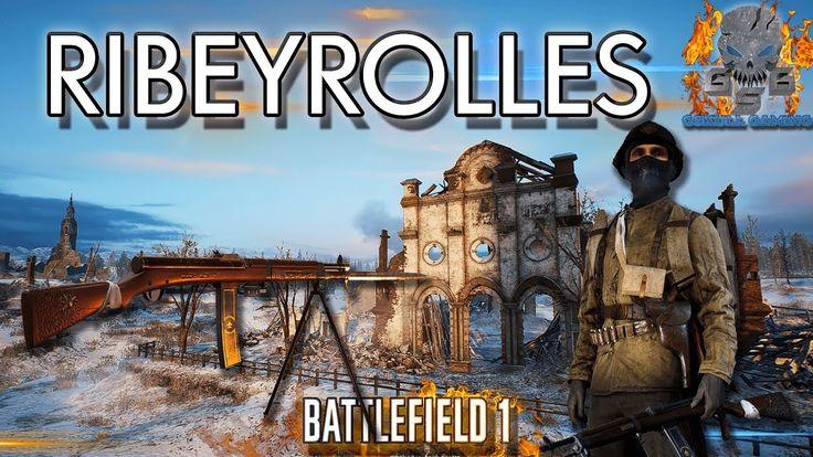 RIBEYROLLES | BATTLEFIELD 1 MONTAGE | PC