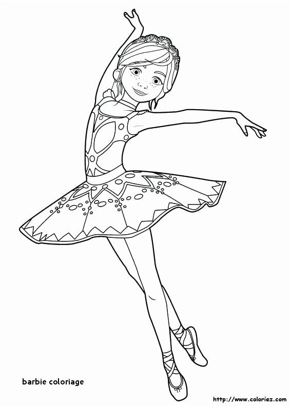 10 Moyen Coloriage Barbie Cheval Images Coloriage Danseuse