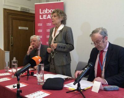 Labour Leave splits from Brexit group after Kate Hoey quits