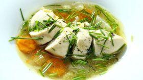 Kuře v polévce Foto: