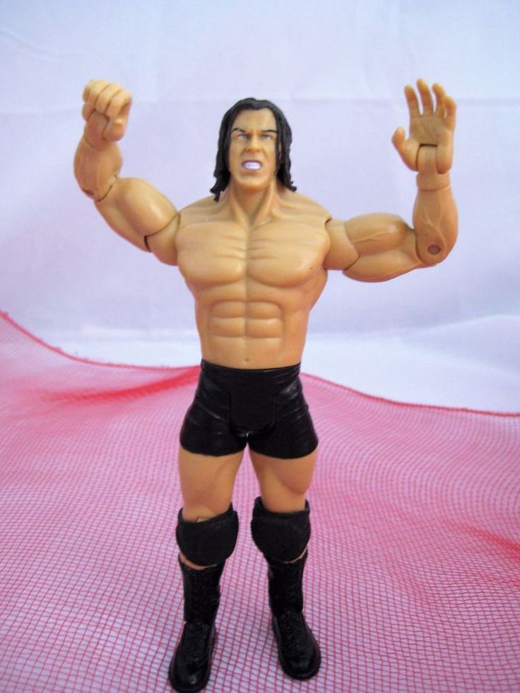 WWE Action Figure 2003 Jakks Wrestling STEVIE RICHARDS Night Heat EUC! #JAKKSPacific