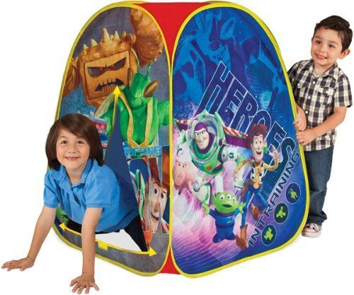 Disney Pixar Toy Story Campout with EZ Twist fold down by Playhut. $23.95