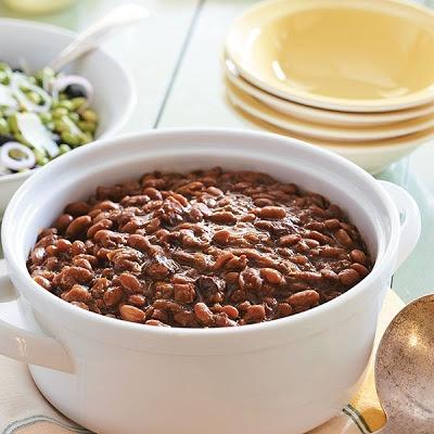 Slow-Cooker Boston Baked Beans | Recipes | Pinterest