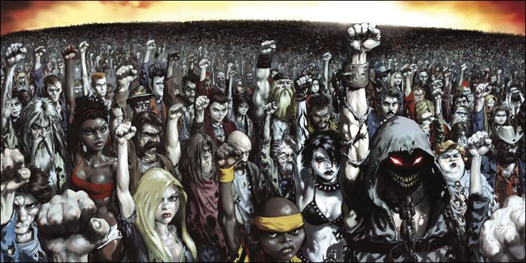 TEN THOUSAND FISTS ALBUM COVER ART