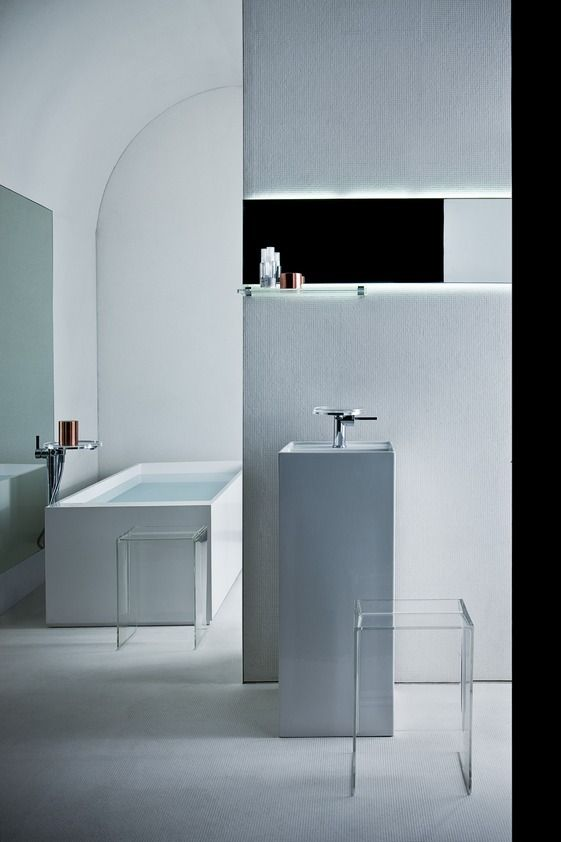 lines laufen laufen bathrooms design. Love This Slick Design, But Too Austere For A Space That\u0027s Supposed To Be Relaxing. Maybe As An Art Gallery Kartell By Laufen: Bathroom Collection Lines Laufen Bathrooms Design