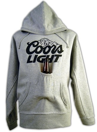 Coors Light Beer Pouch at Brew City Online