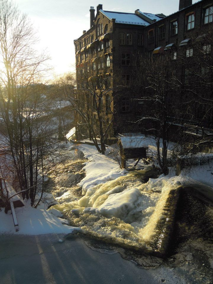 Akerselva - Oslo - 2012