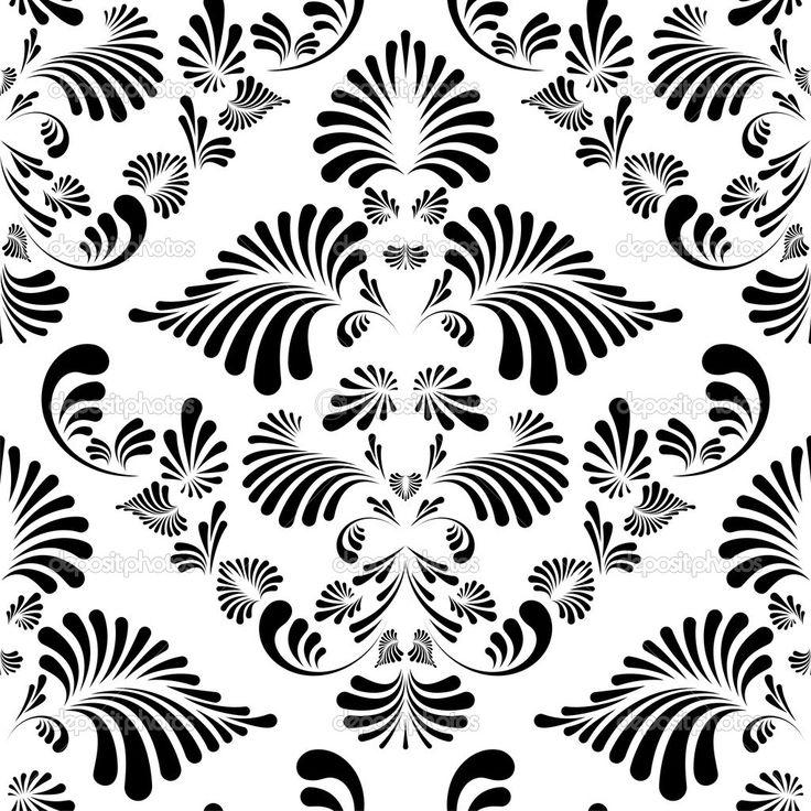 Скачать - Бесшовный цветочный фон — стоковая иллюстрация #3536495